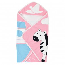 Splashabout - Baby Hooded Towel - Nina's Ark