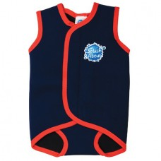 Splashabout Babywrap Navy with Red L 18-30mths