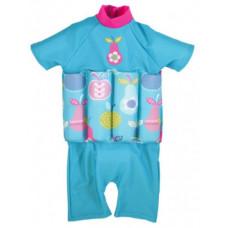 Splashabout UV Float Suit Tutti Frutti (zip), 1-2 years,