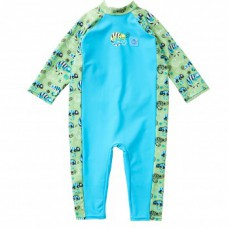 Splashabout UV Combi Wetsuit Green Gecko 1-2 Years