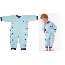 Splashabout Warm In One - Vint Moby M 3-6mth