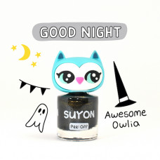 Suyon: Awesome Owlia - Black Gold