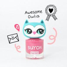 Suyon: Awesome Owlia - Pink