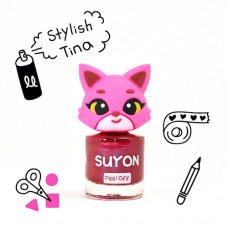Suyon: Stylish Tina - Deep Dark Purple