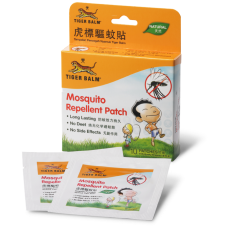 Tiger Balm Mosquito Repellant Patch