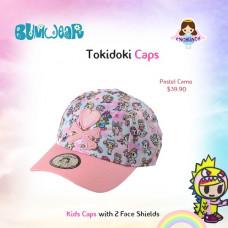 Tokidoki: Enchanté Caps - Pastel Camo
