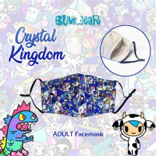 Tokidoki: Enchanté - Crystal Kingdom Adult Face Mask (coming Aug 7)