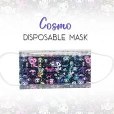 Enchanté: Disposable Face Masks - Cosmo