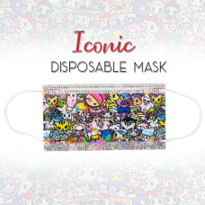 Enchanté: Disposable Face Masks - Iconic