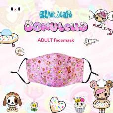 Tokidoki: Enchanté - Donutella Adult Face Mask (coming Aug 7)