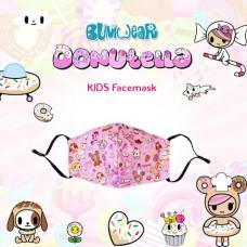 Tokidoki: Enchanté - Donutella Kids Face Mask