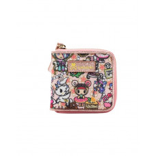 Tokidoki: Kawaii Confections - Zip Around Wallet