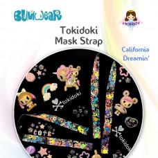 Tokidoki: Enchanté - Mask Strap California Dreaming