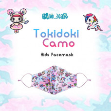 Tokidoki: Enchanté - Camo Kids Face Mask