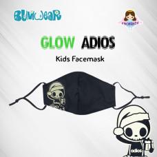 Tokidoki: Enchanté - Glow-in-the-dark Adios Kids Face Mask