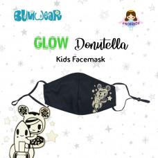 Tokidoki: Enchanté - Glow-in-the-dark Donutella Kids Face Mask