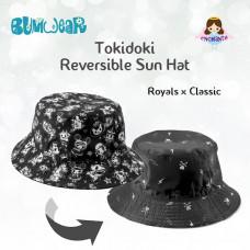 Enchanté: Reversible Bucket Hat - Royals