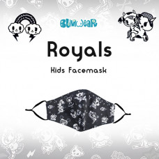 Tokidoki: Enchanté - Royals Kids Face Mask