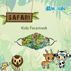 Tokidoki: Enchanté - Safari Kids Face Mask