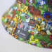 Tokidoki: Enchanté - Safari Reversible Bucket Hat