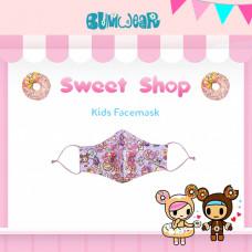 Tokidoki: Enchanté - Sweetshop Kids Face Mask