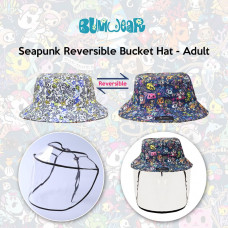Tokidoki: Enchanté - Sea Punk Reversible Bucket Hat (Adult) - SHIPS IN EARLY AUG 2020.