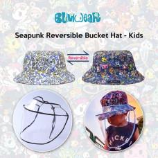 Tokidoki: Enchanté - Sea Punk Reversible Bucket Hat (Kids) SHIPS IN EARLY AUG 2020.