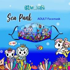 Tokidoki: Enchanté - Seapunk Adult Face Mask (coming Aug 7)