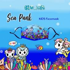 Tokidoki: Enchanté - Seapunk Kids Face Mask