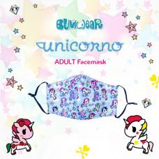 Tokidoki: Enchanté - Unicornos Adult Face Mask (coming Aug 7)