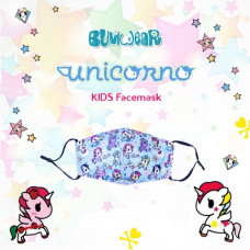 Tokidoki: Enchanté - Unicornos Kids Face Mask (coming Aug 7)