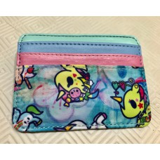Tokidoki - Watercolor Paradise - Flat Card Holder