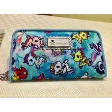Tokidoki - Watercolor Paradise - Long Wallet