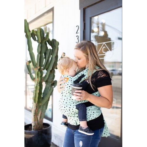 Mint Chip Tula Explore Baby Carrier Bumwear