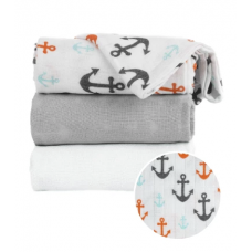 Tula: Blanket Set - Captain