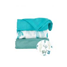 Tula: Blanket Set - Saguaro