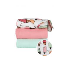 Tula Blanket Set - Triple Scoop