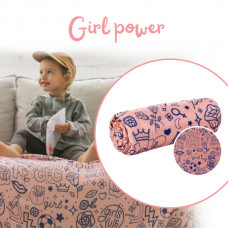 Tula: Cuddle Me Blanket - Girl Power (arriving last week of Oct)