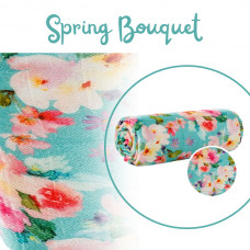 Tula: Cuddle Me Blanket - Spring Bouquet
