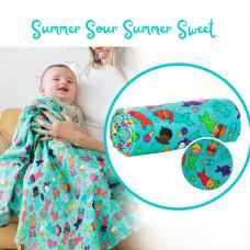 Tula: Cuddle Me Blanket - Summer Sour Summer Sweet