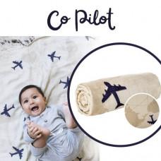 Tula: Cuddle Me Blanket - Co-Pilot (arriving last week of Oct)