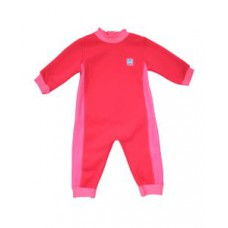 Splashabout Warm In One - Geranium Pink XL 12-24mth