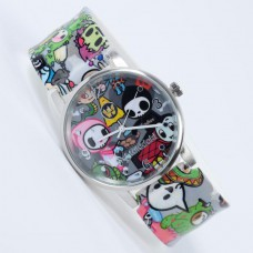 Watchitude Snap - Tokidoki Horror