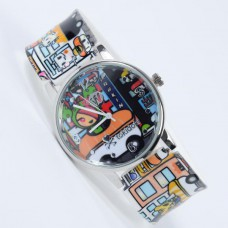 Watchitude Snap - Tokidoki Sushi Cars