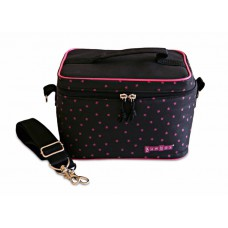 Yumbox Cooler Bag - Etoiles Black