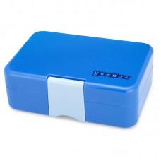 Yumbox™: MiniSnack - Jodhpur Blue