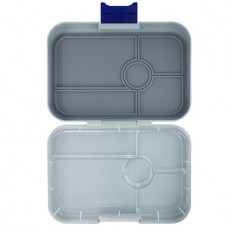 Yumbox Tapas - Flat Iron Gray Non-Illustrated 5-Compartments