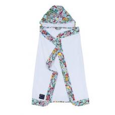 Bebe Au Lait - Hooded Towel TKDK Unikiki 2.0