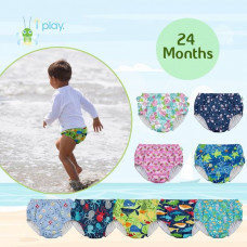 iPlay: 24 months Pull Up Reusable Absorbent Swim Diaper
