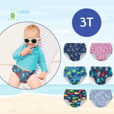 iPlay: 3T Pull Up Reusable Absorbent Swim Diaper